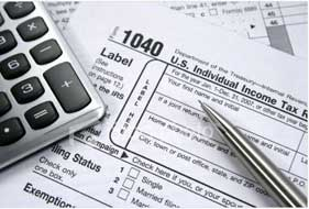 Tax return preparation and filing